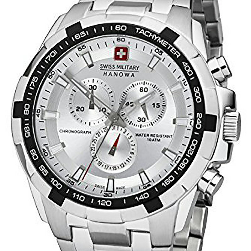 【残り1点】Swiss Military Hanowa スイスミリタリーハノワ クォーツ 腕時計 メンズウォッチ [06-5272.04.001] 並行輸入品 純正ケース