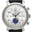 Carl von Zeyten カール・フォン・ツォイテン 電池式クォーツ 腕時計 [CvZ0015SL] 並行輸入品 カレンダー デイ&ナイ…
