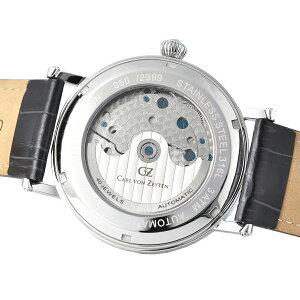 CarlvonZeytenカール・フォン・ツォイテン自動巻き(手巻き機能あり)腕時計[CvZ0017SGY]並行輸入品