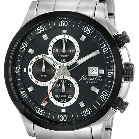 【残り1点】Kenneth Cole ケネスコール クォーツ 腕時計 アメリカ デザイナーズ ウォッチ ファッション [KC9384] 並行輸入品 純正ケース メーカー保証