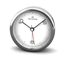Oliver Hemming オリバーヘミング 置き時計 インテリア [HX80S14W] 北欧 正規品