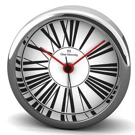 Oliver Hemming オリバーヘミング 置き時計 インテリア [HX80S53W] 北欧 正規品