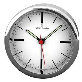 Oliver Hemming オリバーヘミング 置き時計 インテリア [HX80SSTAT] 北欧 正規品