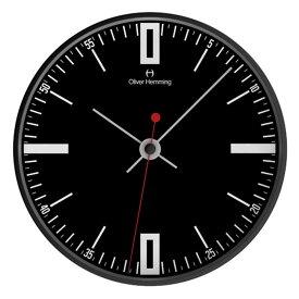 Oliver Hemming オリバー・ヘミング 壁掛け時計 インテリア Simplex シンプレックス 300mm [W300B45BTW] 北欧 正規品