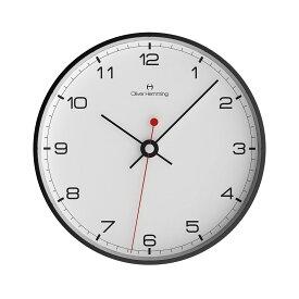 Oliver Hemming オリバー・ヘミング 壁掛け時計 インテリア Simplex シンプレックス 300mm [W300B5WTB] 北欧 正規品