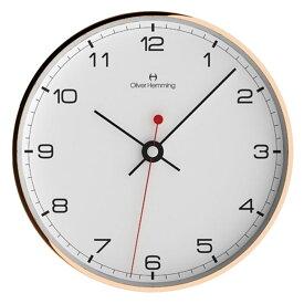Oliver Hemming オリバー・ヘミング 壁掛け時計 インテリア Simplex シンプレックス 300mm [W300R5WTB] 北欧 正規品