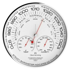 Oliver Hemming オリバー・ヘミング 気圧計 [W300S105W] 海外製 正規代理店品