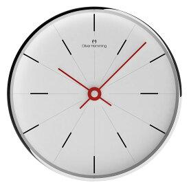 Oliver Hemming オリバー・ヘミング 壁掛け時計 インテリア Simplex シンプレックス 300mm [W300S2WTR] 北欧 正規品