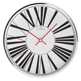 Oliver Hemming オリバーヘミング 壁掛け時計 インテリア 北欧 Simplex シンプレックス 300mm [W300S53W] 正規品