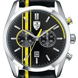 【残り1点】Ferrari フェラーリ クォーツ 腕時計 メンズ スポーツウォッチ [SF830235] 並行輸入品 メーカー国際保証24ヵ月 純正ケース付き