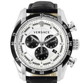 Versace ヴェルサーチ 電池式クォーツ 腕時計 [VEDB005] 並行輸入品 デイト クロノグラフ