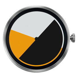 ZEROO 交換用クロックボディ ZEROO COLORED TIME ゼロ 電池式クォーツ 腕時計 [M01001]