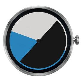 ZEROO 交換用クロックボディ ZEROO COLORED TIME ゼロ 電池式クォーツ 腕時計 [M01002]