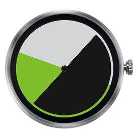 ZEROO 交換用クロックボディ ZEROO COLORED TIME ゼロ 電池式クォーツ 腕時計 [M01004]