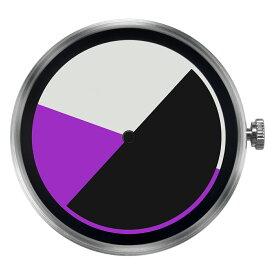ZEROO 交換用クロックボディ ZEROO COLORED TIME ゼロ 電池式クォーツ 腕時計 [M01005]
