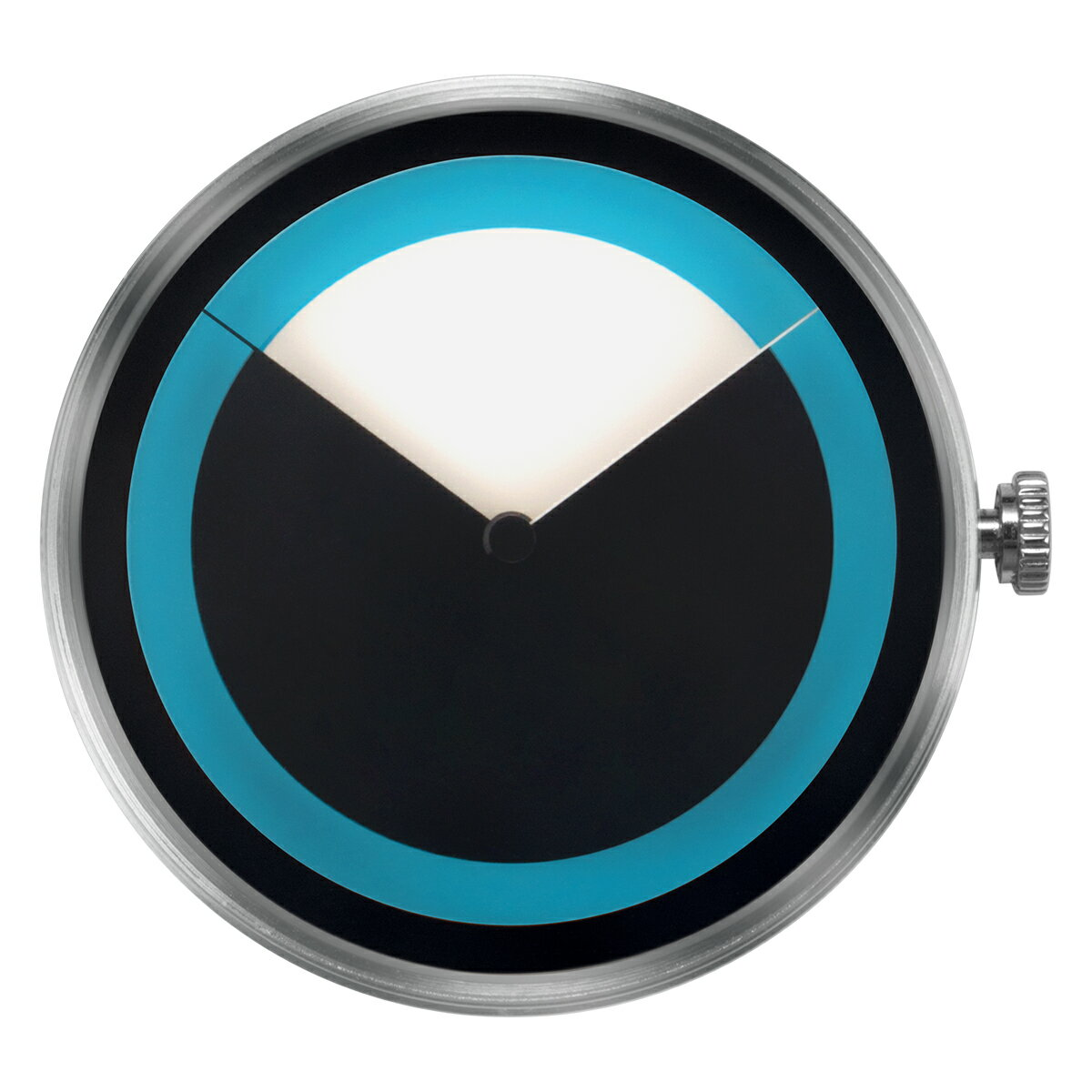 ZEROO 交換用クロックボディ ZEROO DEEPSKY SWEEPING ゼロ 電池式クォーツ 腕時計 [M04011]