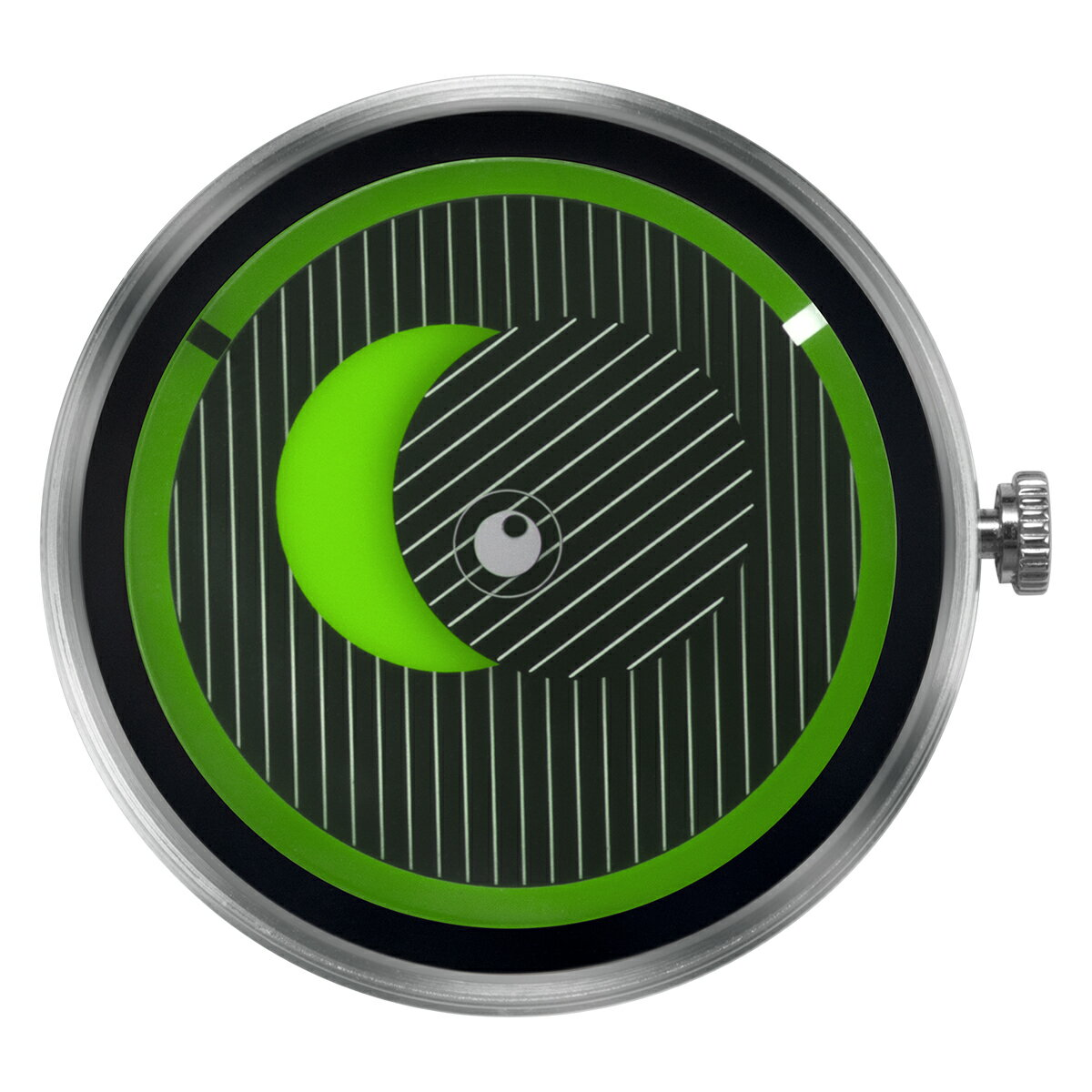 ZEROO 交換用クロックボディ ZEROO SECRET UNIVERSE ゼロ 電池式クォーツ 腕時計 [M05014]