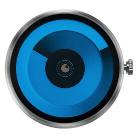 ZEROO 交換用クロックボディ ZEROO SPIRAL GALAXY ゼロ 電池式クォーツ 腕時計 [M06015]