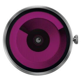 ZEROO 交換用クロックボディ ZEROO SPIRAL GALAXY ゼロ 電池式クォーツ 腕時計 [M06017]