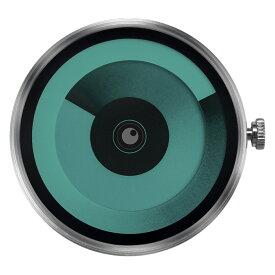 ZEROO 交換用クロックボディ ZEROO SPIRAL GALAXY ゼロ 電池式クォーツ 腕時計 [M06018]