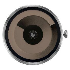 ZEROO 交換用クロックボディ ZEROO SPIRAL GALAXY ゼロ 電池式クォーツ 腕時計 [M06019]