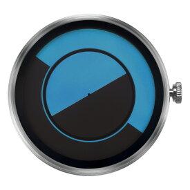 ZEROO 交換用クロックボディ ZEROO QUARTER MOON ゼロ 電池式クォーツ 腕時計 [M08032]
