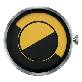 ZEROO 交換用クロックボディ ZEROO QUARTER MOON ゼロ 電池式クォーツ 腕時計 [M08034]