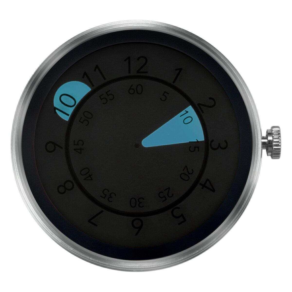 ZEROO 交換用クロックボディ ZEROO AQUA DROP ゼロ 電池式クォーツ 腕時計 [M10039]