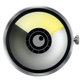 ZEROO 交換用クロックボディ ZEROO AURORA BOREALIS ゼロ 電池式クォーツ 腕時計 [M12021]