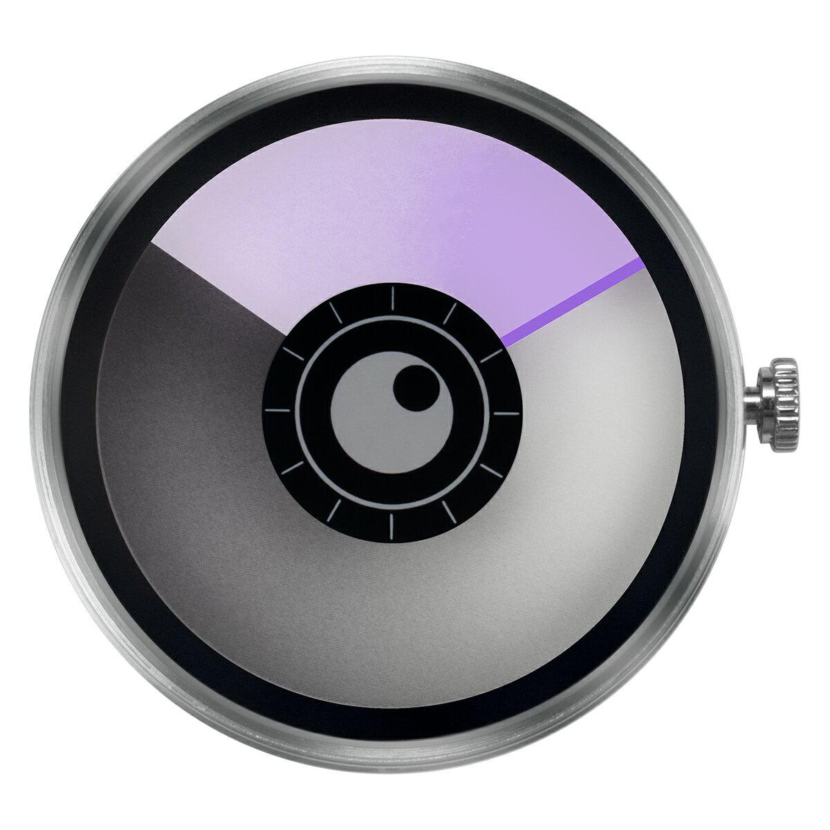 ZEROO 交換用クロックボディ ZEROO AURORA BOREALIS ゼロ 電池式クォーツ 腕時計 [M12023]