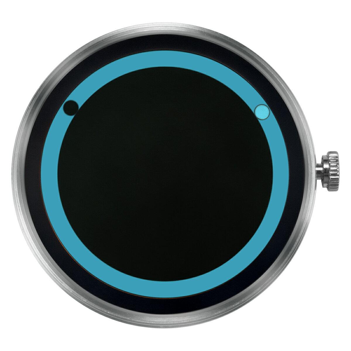 ZEROO 交換用クロックボディ ZEROO PLANET ECLIPSE ゼロ 電池式クォーツ 腕時計 [M13027]