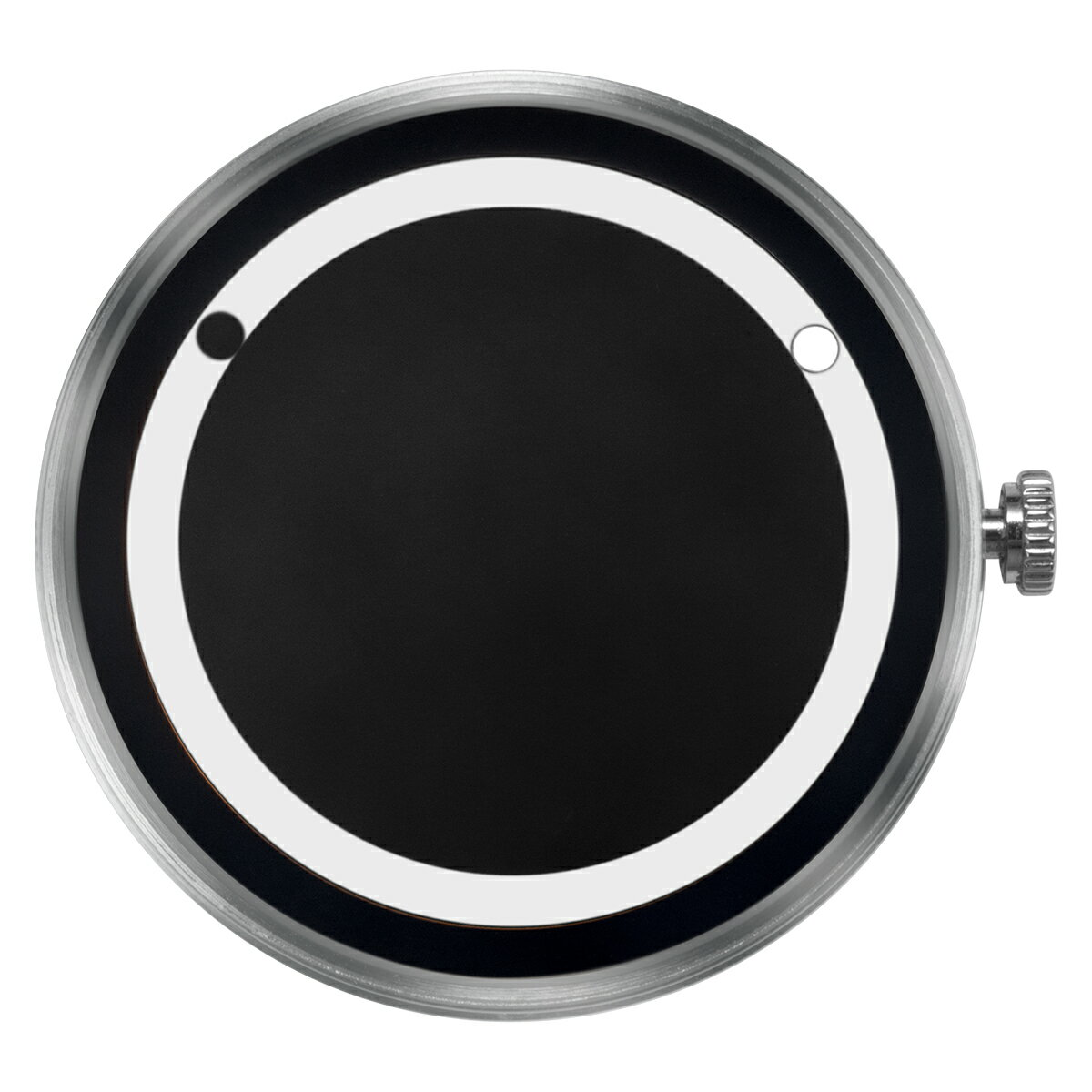 ZEROO 交換用クロックボディ ZEROO PLANET ECLIPSE ゼロ 電池式クォーツ 腕時計 [M13030]