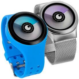 ZEROO ゼロ AURORA BOREALIS オーロラ・ボレアリス 腕時計 デザイナーズウォッチ おしゃれ シンプル デザイン ファッション 個性派ウォッチ 輝く盤面 珍しい