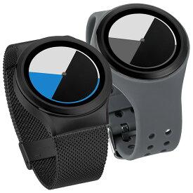 ZEROO ゼロ COLORED TIME カラード・タイム 腕時計 デザイナーズウォッチ おしゃれ シンプル デザイン ファッション 個性派ウォッチ 輝く盤面 珍しい
