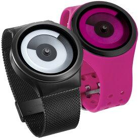 ZEROO ゼロ SPIRAL GALAXY スパイラル・ギャラクシー 腕時計 デザイナーズウォッチ おしゃれ シンプル デザイン ファッション 個性派ウォッチ 輝く盤面 珍しい
