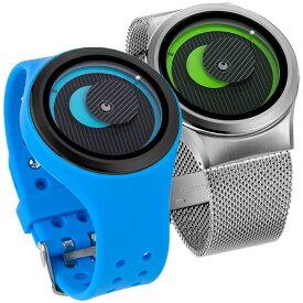 ZEROO ゼロ SECRET UNIVERSE シークレット・ユニバース 腕時計 デザイナーズウォッチ おしゃれ シンプル デザイン ファッション 個性派ウォッチ 輝く盤面 珍しい