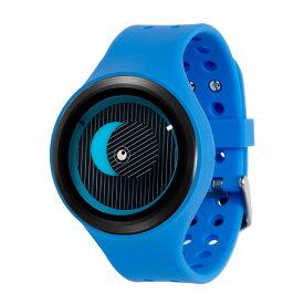 ZEROO SECRET UNIVERSE ゼロ 電池式クォーツ 腕時計 [W00501B03SR04] ブルー デザインウォッチ ペア用 メンズ レディース ユニセックス おしゃれ時計 デザイナーズ