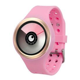 ZEROO AURORA BOREALIS ゼロ 電池式クォーツ 腕時計 [W00701B05SR06] ピンク デザインウォッチ ペア用 メンズ レディース ユニセックス おしゃれ時計 デザイナーズ
