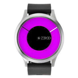 ZEROO ゼロ 電池式クォーツ 腕時計 [W00801B01RS05] 正規品 MAGIA AURORA