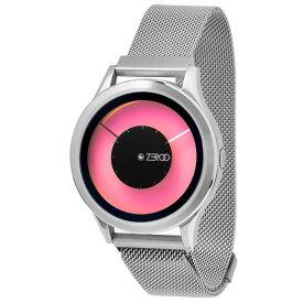 ZEROO ゼロ 電池式クォーツ 腕時計 [W00801B01ZMSV] 正規品 MAGIA AURORA