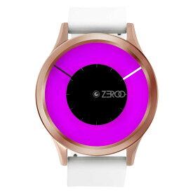 ZEROO ゼロ 電池式クォーツ 腕時計 [W00801B05RS03] 正規品 MAGIA AURORA