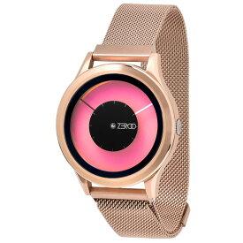 ZEROO ゼロ 電池式クォーツ 腕時計 [W00801B05ZMRG] 正規品 MAGIA AURORA