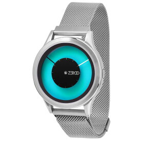 ZEROO ゼロ 電池式クォーツ 腕時計 [W00802B01ZMSV] 正規品 MAGIA AURORA
