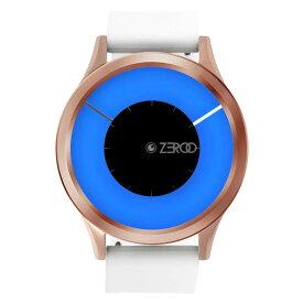 ZEROO ゼロ 電池式クォーツ 腕時計 [W00802B05RS03] 正規品 MAGIA AURORA