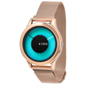 ZEROO ゼロ 電池式クォーツ 腕時計 [W00802B05ZMRG] 正規品 MAGIA AURORA