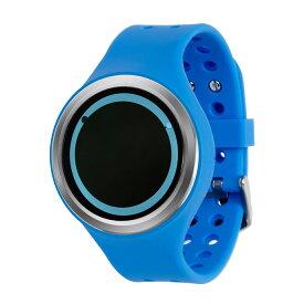 ZEROO PLANET ECLIPSE ゼロ 電池式クォーツ 腕時計 [W00901B01SR04] ブルー デザインウォッチ ペア用 メンズ レディース ユニセックス おしゃれ時計 デザイナーズ