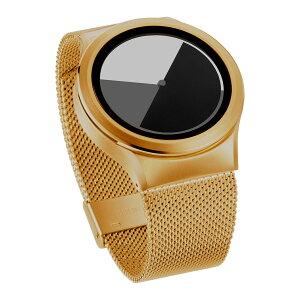 ZEROOCOLOREDTIMEゼロ電池式クォーツ腕時計[W01003B04SM04]グレイ