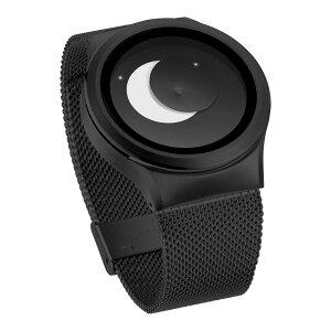 ZEROOSUPERMOONゼロ電池式クォーツ腕時計[W02007B03SM03]ホワイト