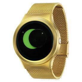 ZEROO SUPER MOON ゼロ 電池式クォーツ 腕時計 [W02008B04SM04] グリーン デザインウォッチ ペア用 メンズ レディース ユニセックス おしゃれ時計 デザイナーズ