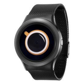 ZEROO COFFEE TIME ゼロ 電池式クォーツ 腕時計 [W03009B03SM03] ベージュ デザインウォッチ ペア用 メンズ レディース ユニセックス おしゃれ時計 デザイナーズ